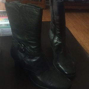 Clark's Lapsang Boots